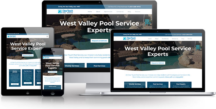 Clear Touch Pool Services